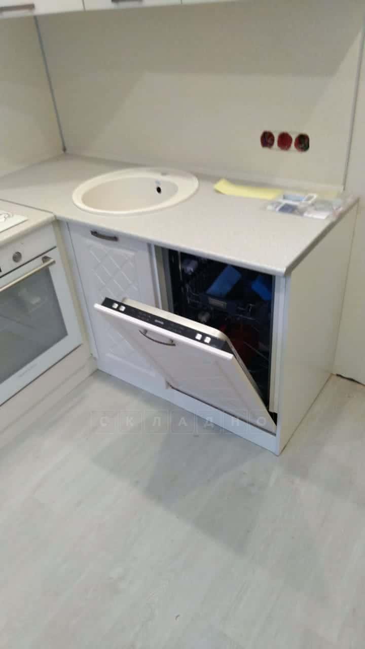 Кухня угловая с пеналом Агава 1,45х2,75м фото 10 | интернет-магазин Складно
