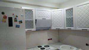 Кухня угловая с пеналом Агава 1,45х2,75м 34190 рублей, фото 8 | интернет-магазин Складно