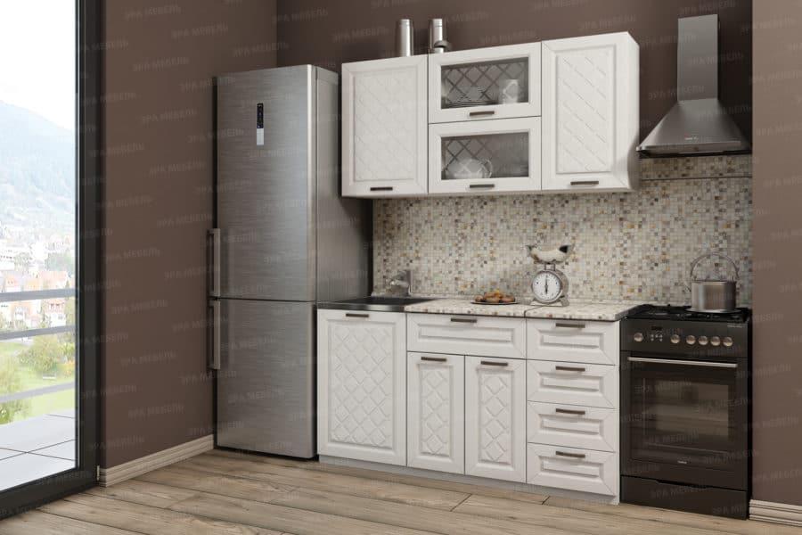 Кухонный гарнитур Агава 1,5м вариант 2 фото | интернет-магазин Складно
