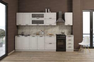 Кухонный гарнитур Агава 2,6м фото | интернет-магазин Складно