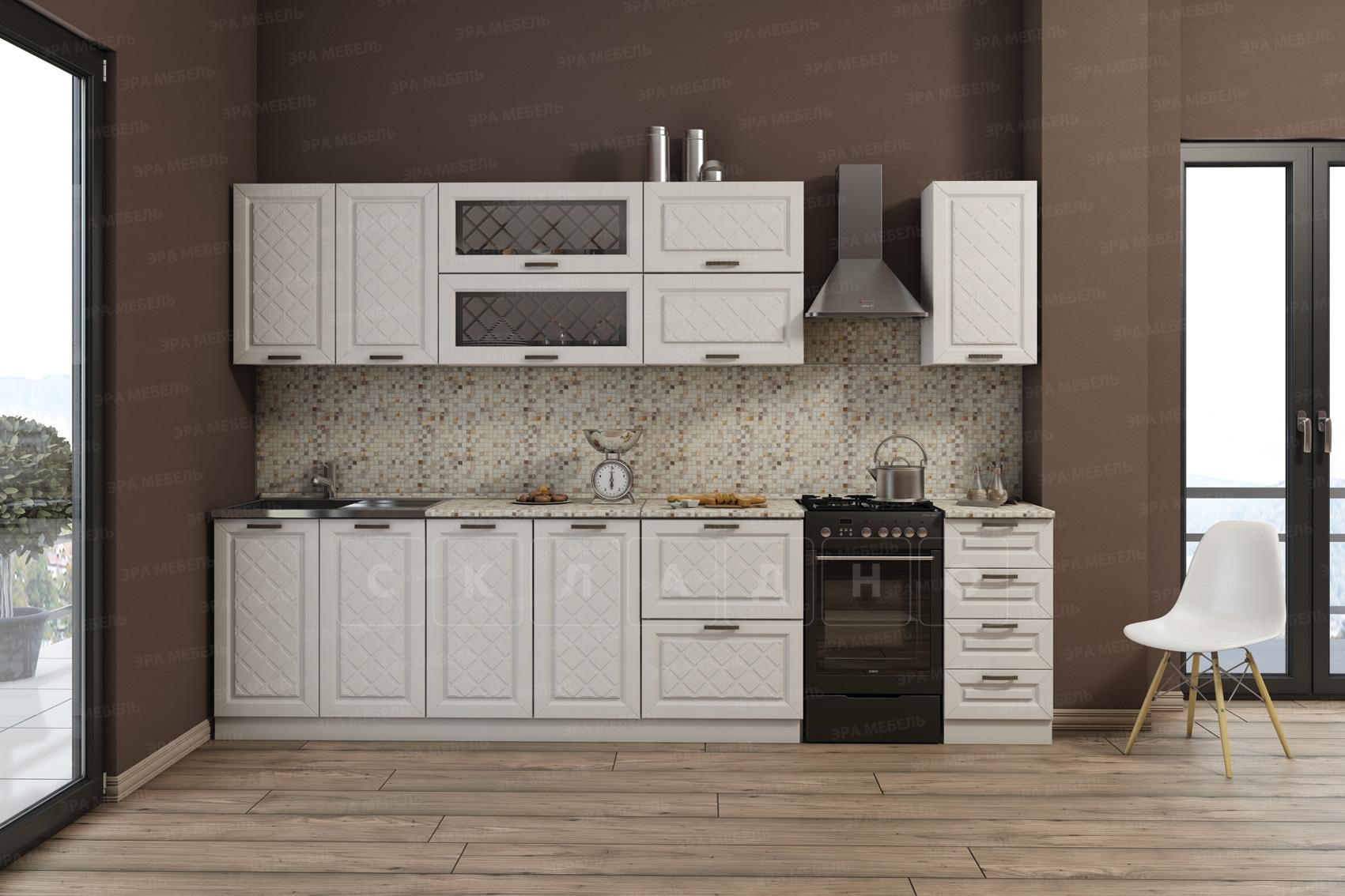 Кухонный гарнитур Агава 2,6м фото 1 | интернет-магазин Складно