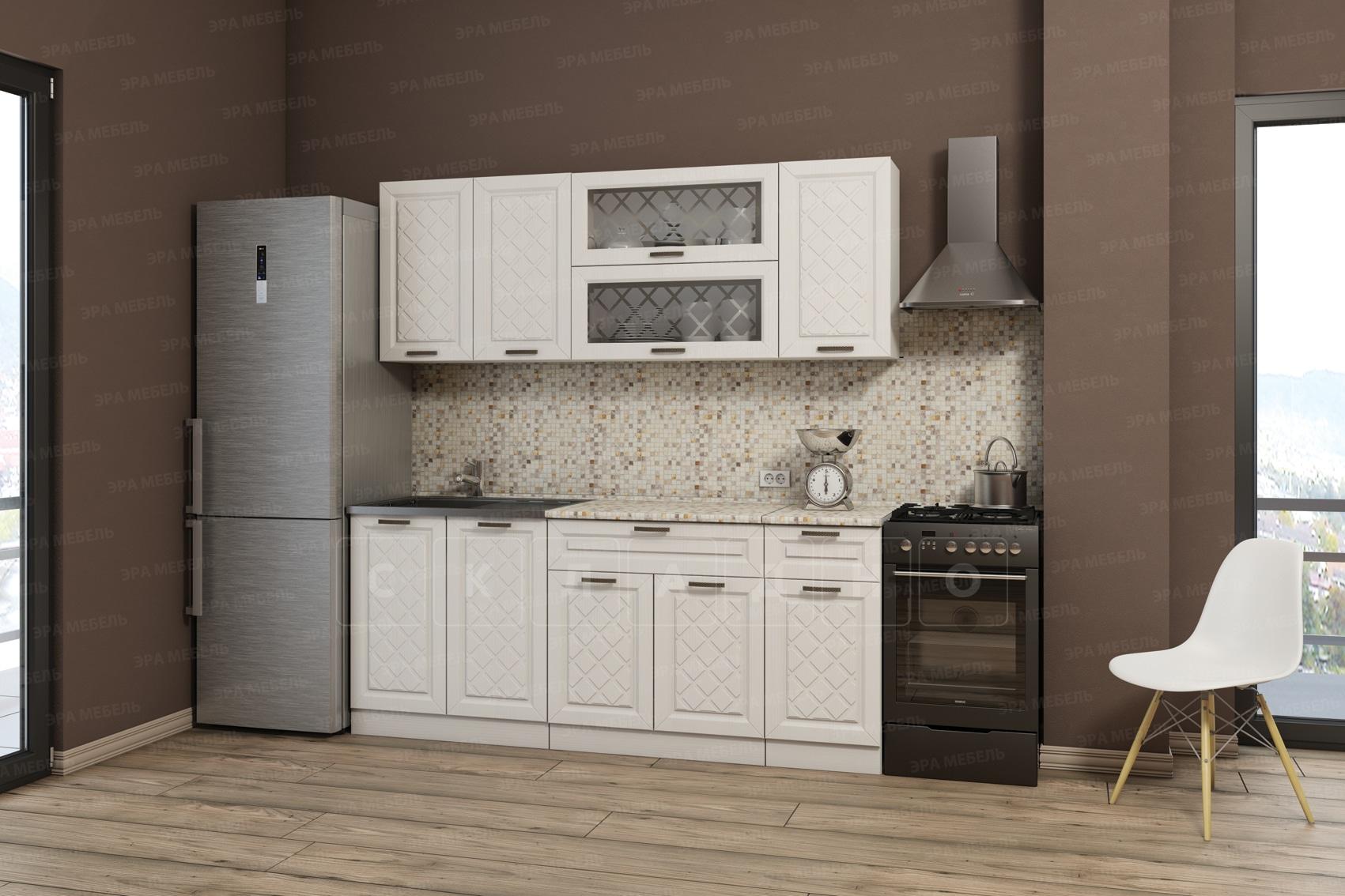 Кухонный гарнитур Агава 2,0 м вариант 2 фото 1 | интернет-магазин Складно