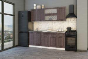 Кухонный гарнитур Агава 2,0м вариант 2 фото 2 | интернет-магазин Складно