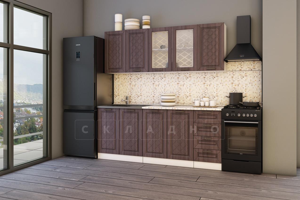 Кухонный гарнитур Агава 2,0 м вариант 3 фото 2 | интернет-магазин Складно