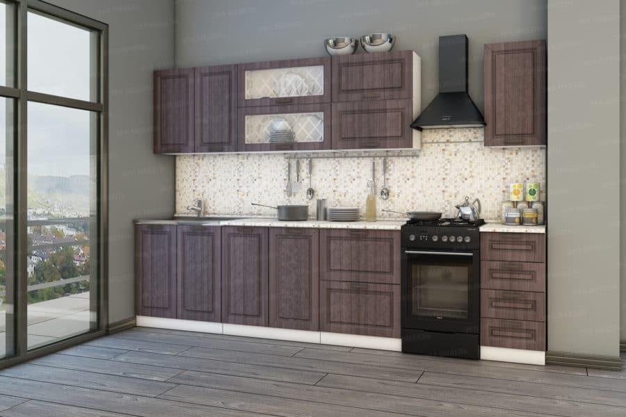 Кухонный гарнитур Агава 2,6м фото 2 | интернет-магазин Складно