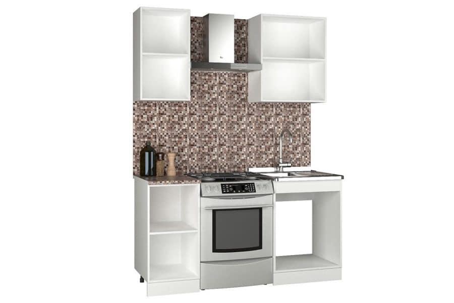 Кухонный гарнитур Агава 1,0м фото | интернет-магазин Складно