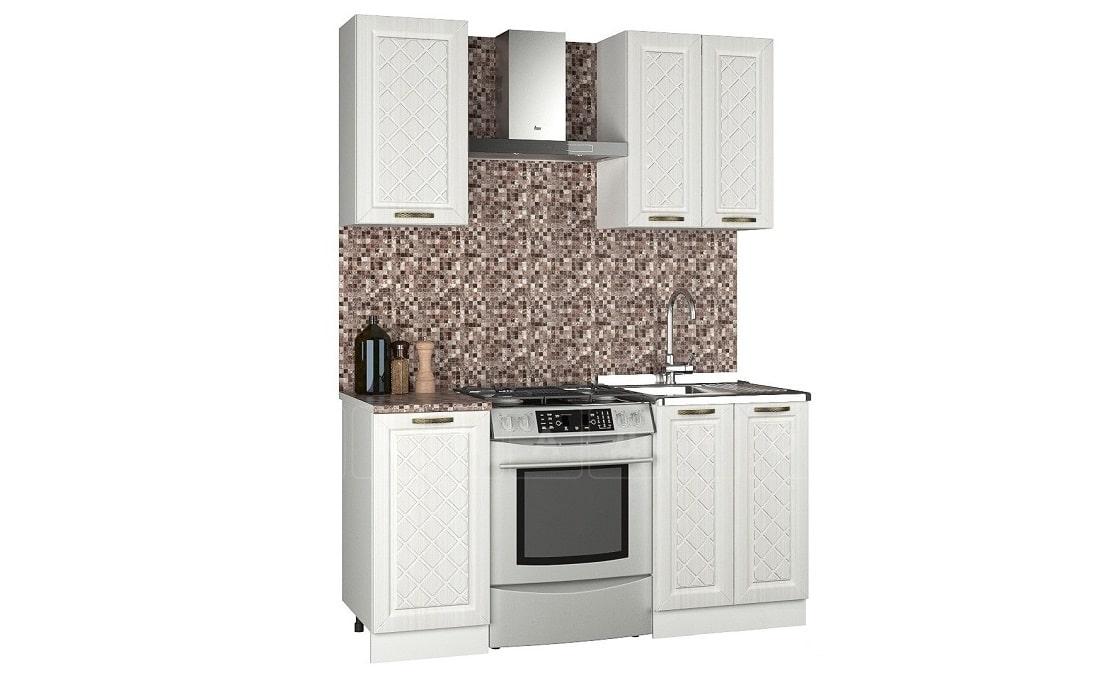 Кухонный гарнитур Агава 1,0 м фото 1 | интернет-магазин Складно