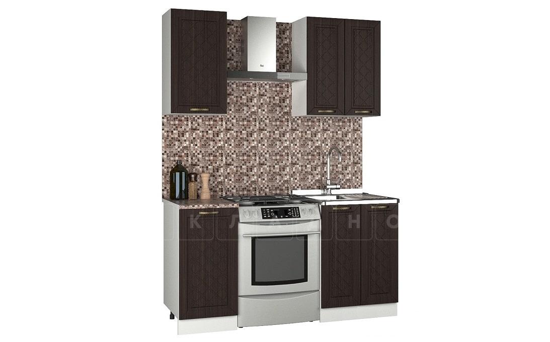 Кухонный гарнитур Агава 1,0 м фото 3 | интернет-магазин Складно