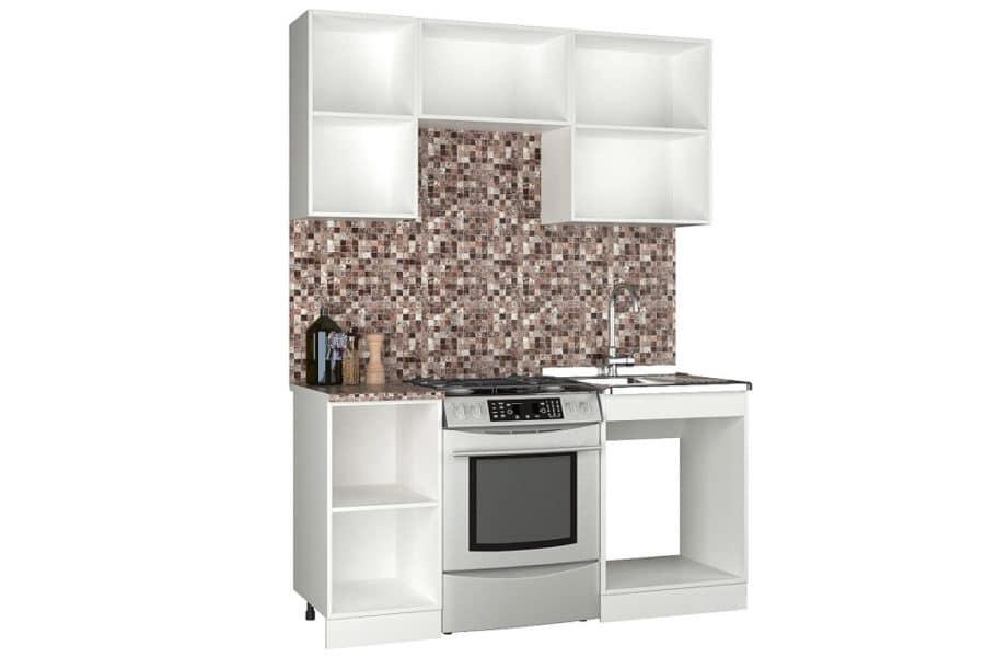 Кухонный гарнитур Агава 1,6м фото | интернет-магазин Складно