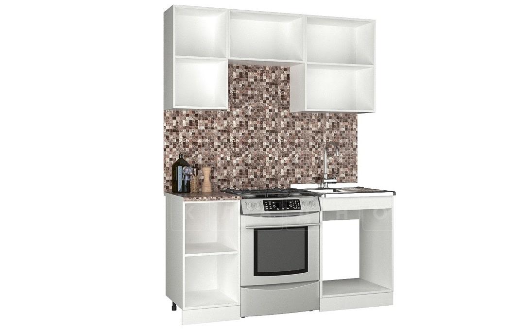 Кухонный гарнитур Агава 1,6 м фото 2 | интернет-магазин Складно