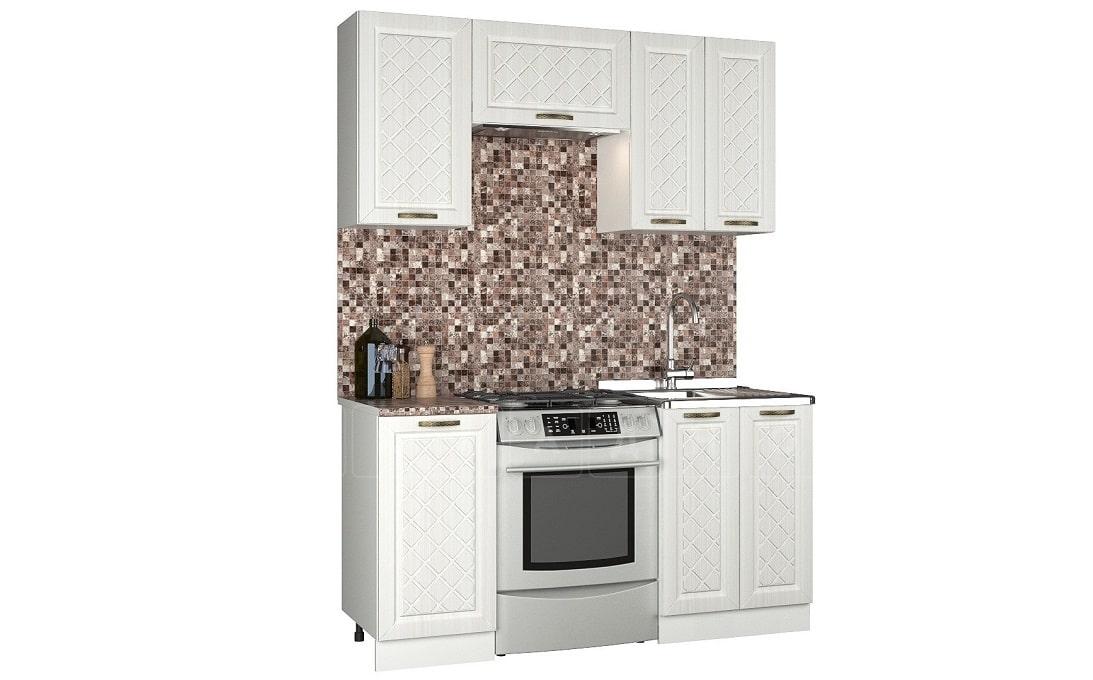 Кухонный гарнитур Агава 1,6 м фото 1 | интернет-магазин Складно