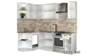 Кухня угловая Агава 1,3х1,7 м фото | интернет-магазин Складно