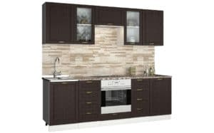 Кухонный гарнитур Агава 2,4 м 29180 рублей, фото 3 | интернет-магазин Складно