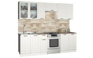 Кухонный гарнитур Агава 2,5м фото | интернет-магазин Складно