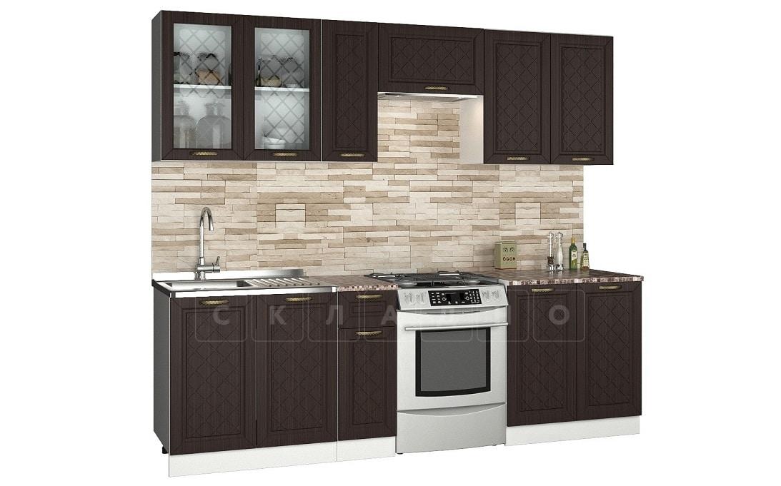 Кухонный гарнитур Агава 2,5м фото 3 | интернет-магазин Складно