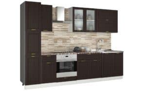 Кухонный гарнитур с пеналом Агава 3,0м вариант 2 24680 рублей, фото 3 | интернет-магазин Складно