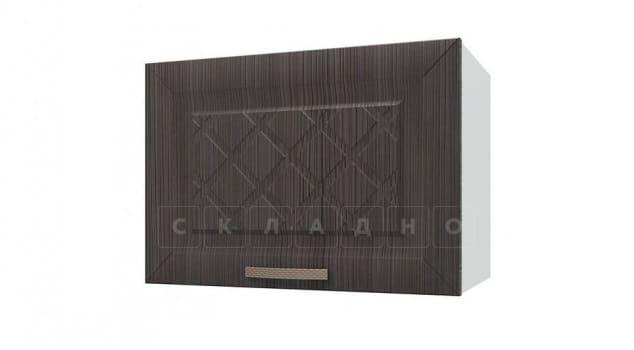 Кухонный навесной шкаф над плитой под вытяжку Агава ГАЗ500 фото 3 | интернет-магазин Складно