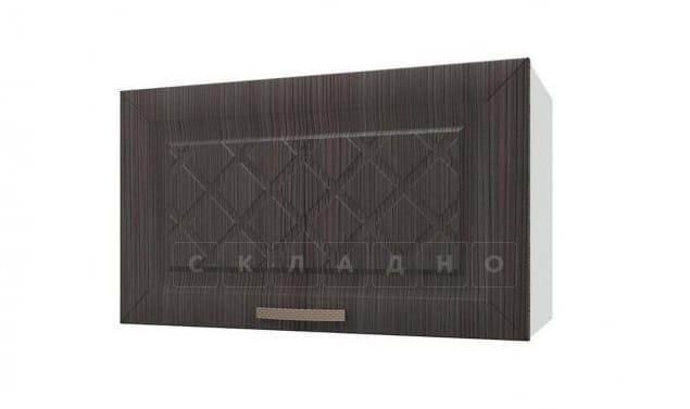 Кухонный навесной шкаф над плитой под вытяжку Агава ГАЗ600 фото 3 | интернет-магазин Складно