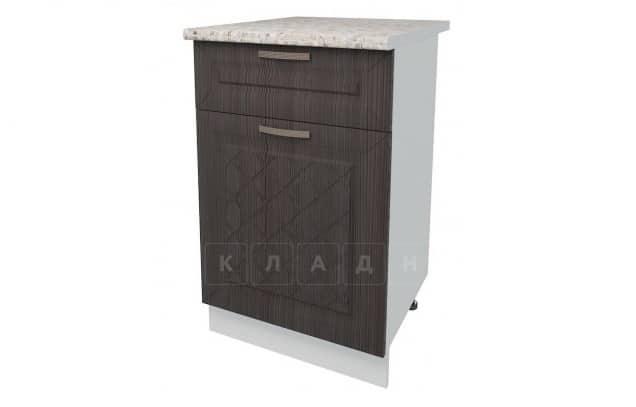 Кухонный шкаф напольный Агава ШН1Я50 с 1 ящиком фото 3 | интернет-магазин Складно
