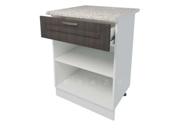 Кухонный шкаф напольный Агава ШН1Я60 с 1 ящиком фото 4 | интернет-магазин Складно