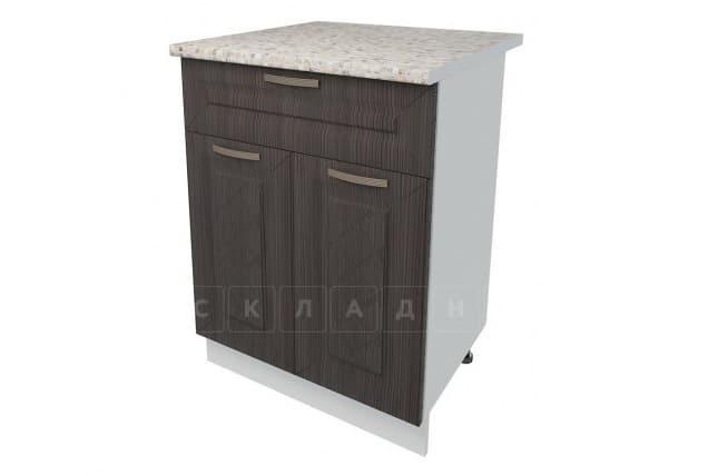 Кухонный шкаф напольный Агава ШН1Я60 с 1 ящиком фото 3 | интернет-магазин Складно