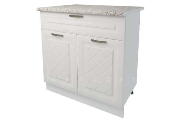 Кухонный шкаф напольный Агава ШН1Я80 с 1 ящиком фото 1 | интернет-магазин Складно