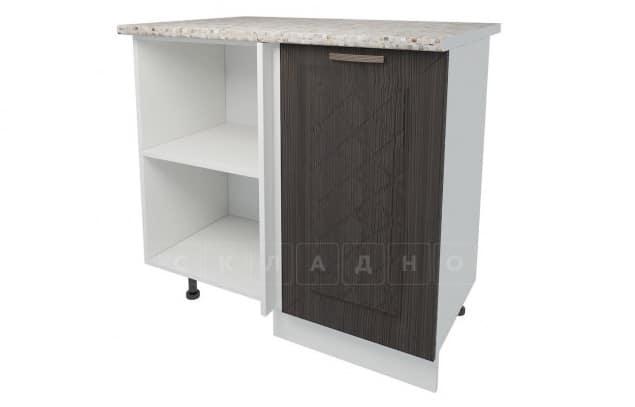 Кухонный шкаф напольный угловой Агава ШНУ100 фото 3 | интернет-магазин Складно