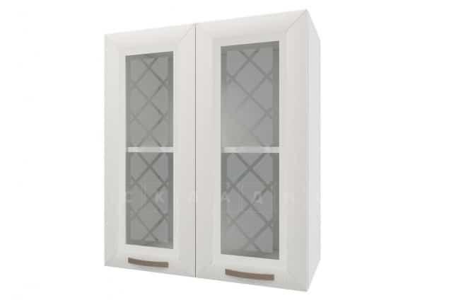 Кухонный навесной шкаф со стеклом Агава ШВС60 фото 1 | интернет-магазин Складно