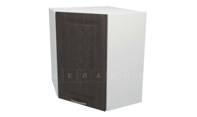 Кухонный навесной шкаф угловой Агава ШВУ60 фото 3 | интернет-магазин Складно