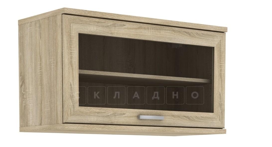 Антресоль 704-04 со стеклом фото 1 | интернет-магазин Складно