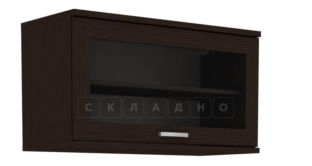Антресоль 704-04 со стеклом фото 5 | интернет-магазин Складно