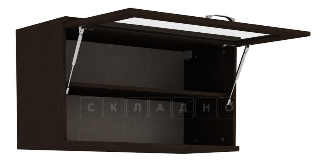 Антресоль 704-04 со стеклом фото 6 | интернет-магазин Складно