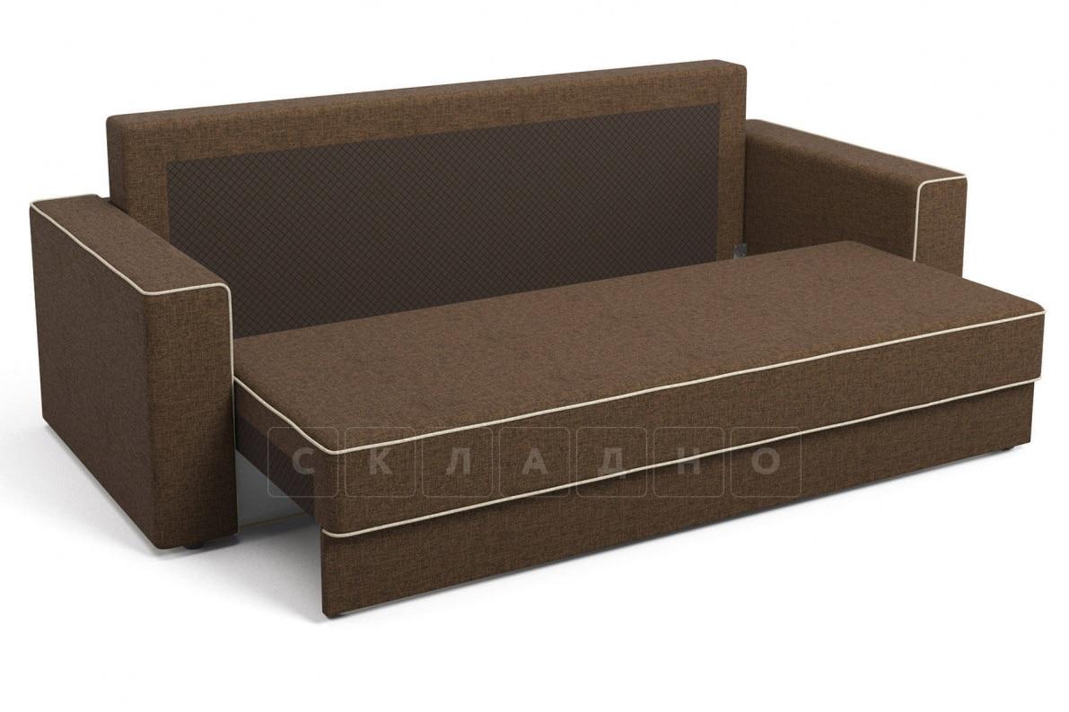 Диван Орландо коричневый фото 4 | интернет-магазин Складно