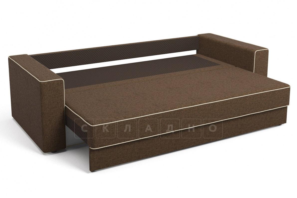 Диван Орландо коричневый фото 6 | интернет-магазин Складно