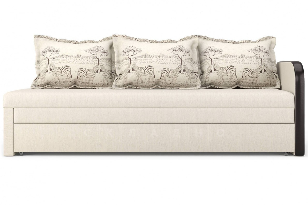 Диван софа Верди белый правый фото 2 | интернет-магазин Складно