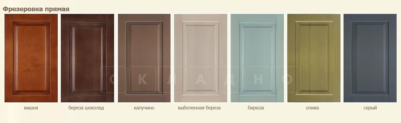 Кухонный напольный пенал Массив 50см МН-21 три дверцы фото 2 | интернет-магазин Складно