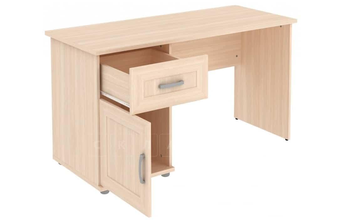 Стол с тумбой и ящиком 773-03 фото 4 | интернет-магазин Складно
