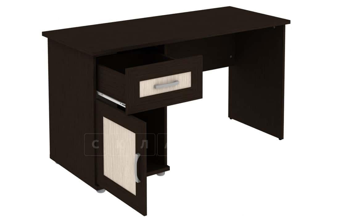 Стол с тумбой и ящиком 773-03 фото 2 | интернет-магазин Складно