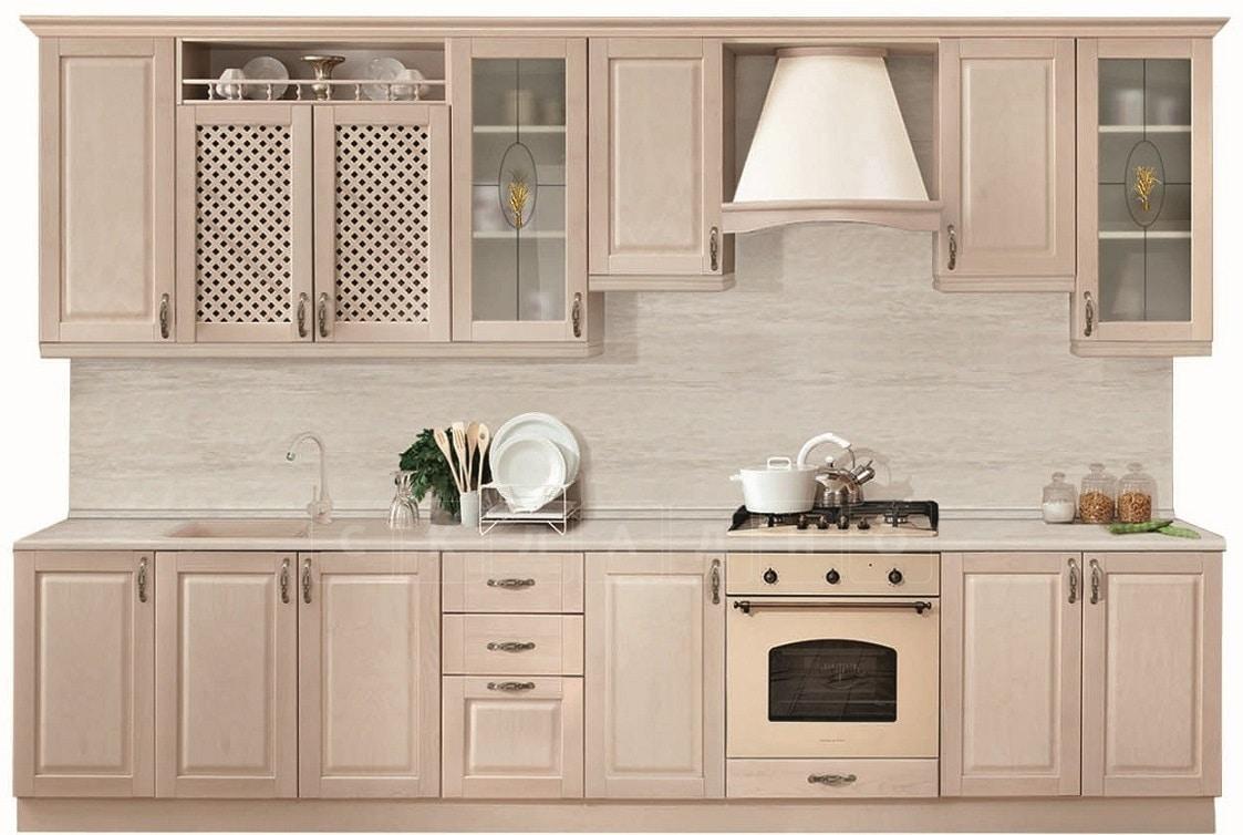 Кухонный гарнитур Массив-Люкс 2800 фото 1 | интернет-магазин Складно
