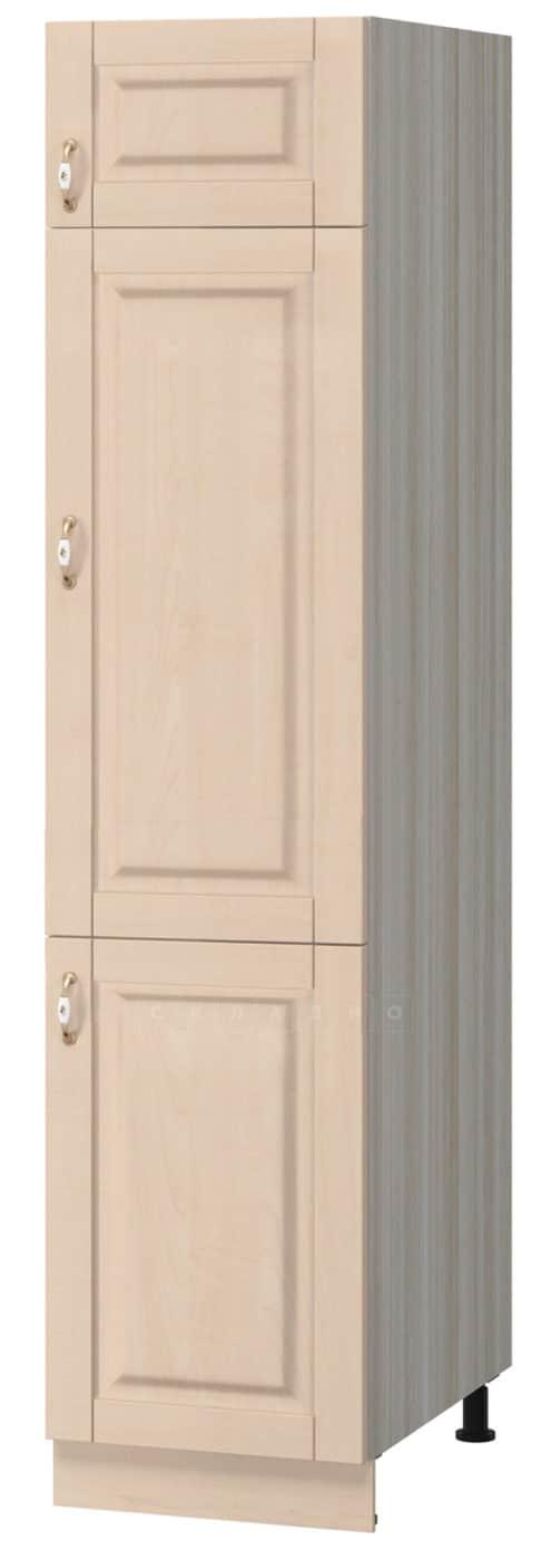 Кухонный напольный пенал Массив 50см МН-21 три дверцы фото 1 | интернет-магазин Складно