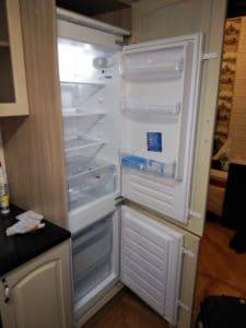 Кухонный напольный пенал под встраиваемый холодильник Массив 60см МН-68 10990 рублей, фото 2 | интернет-магазин Складно