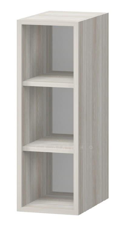 Кухонный навесной шкаф открытый Массив 20см МВ-052 фото 1 | интернет-магазин Складно