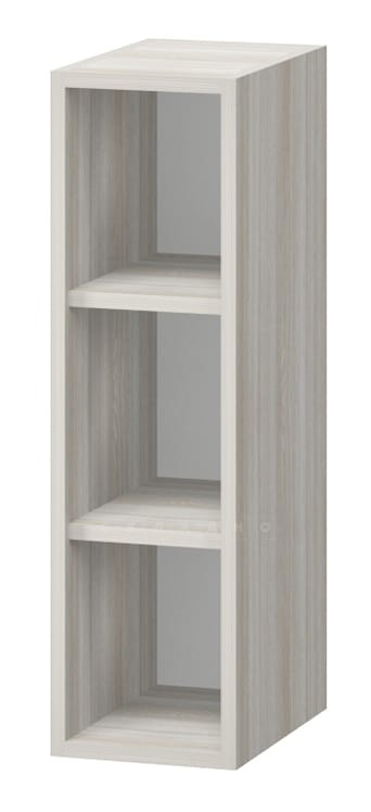Кухонный навесной шкаф открытый Массив 15см МВ-52 фото 1 | интернет-магазин Складно