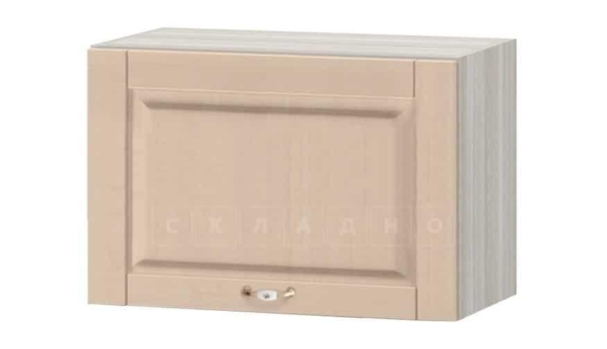 Кухонный навесной шкаф над плитой Массив 50см МВ-9 фото 1 | интернет-магазин Складно