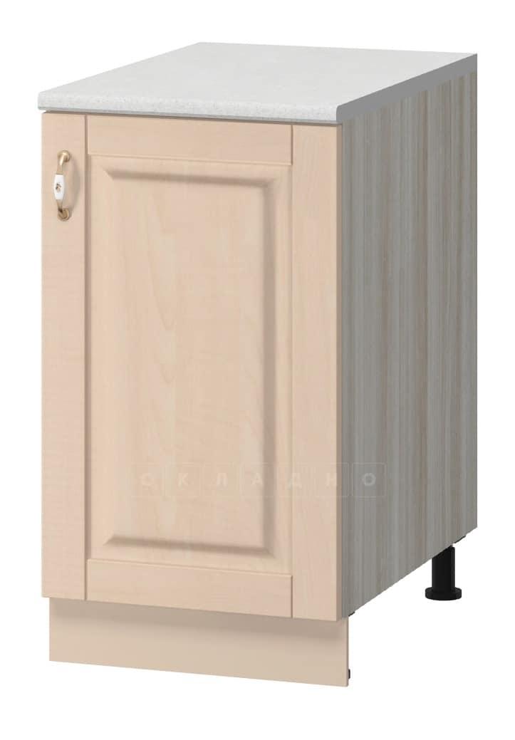 Кухонный шкаф напольный Массив 50см МН-12 фото 1 | интернет-магазин Складно