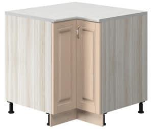Кухонный шкаф напольный угловой Массив МН-18  9630  рублей, фото 1   интернет-магазин Складно
