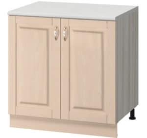 Кухонный шкаф напольный Массив 80см МН-16 фото | интернет-магазин Складно