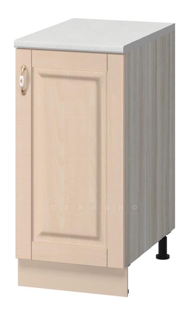 Кухонный шкаф напольный Массив 40см МН-37 фото 1 | интернет-магазин Складно