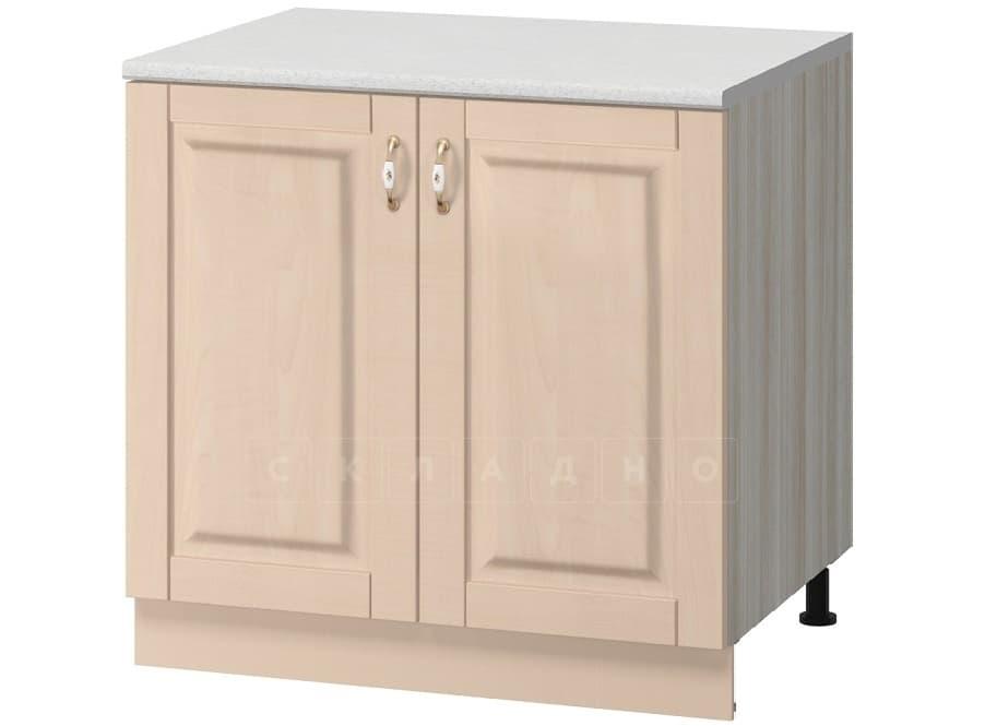 Кухонный шкаф напольный Массив 90 см МН-83 фото 1 | интернет-магазин Складно