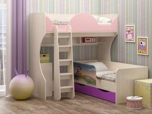 Детская кровать Бемби-10 8450 рублей, фото 2 | интернет-магазин Складно